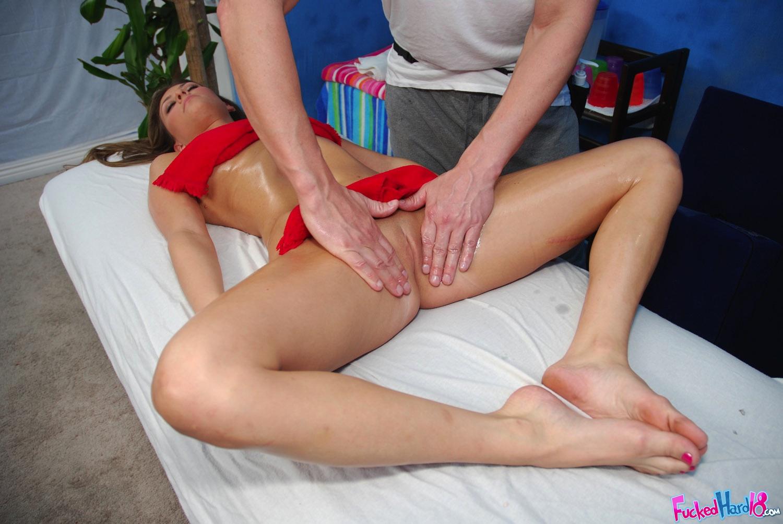 Узбекский массажист секс